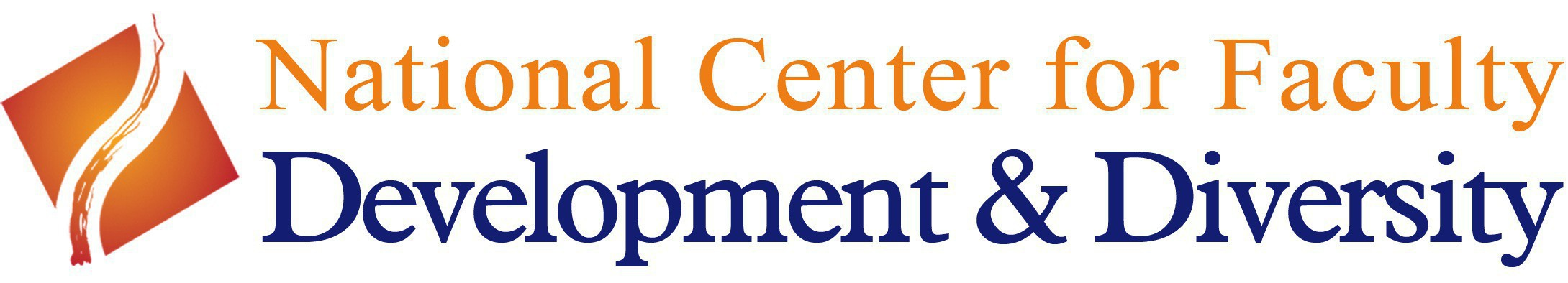 national center for faculty development and diversity logo